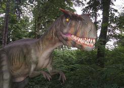 Brontozaur w Dinozatorlandzie