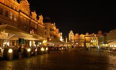 Rynek Starego Miasta w Poznaniu
