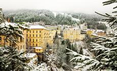 Bad Gastein zimą