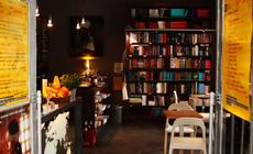 Wrzenie świata - kawiarnia połączona z księgarnią