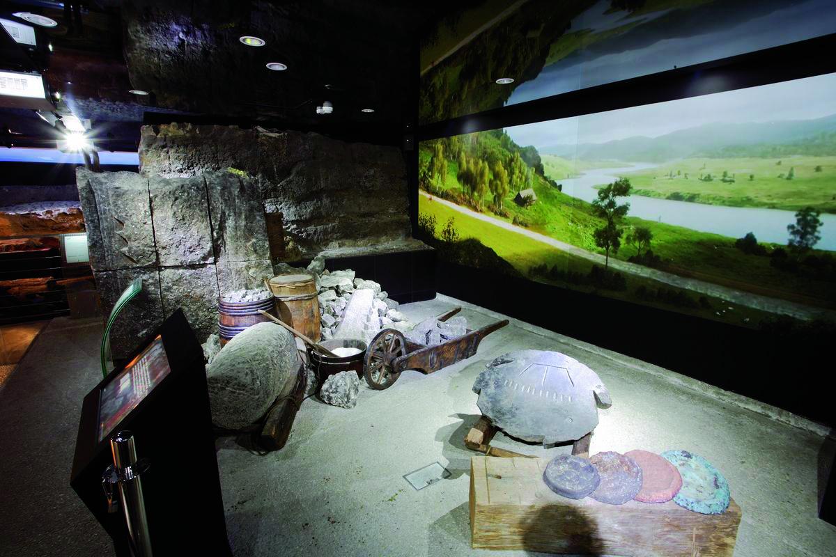 Podczas wykopalisk odnaleziono bochen ołowiu