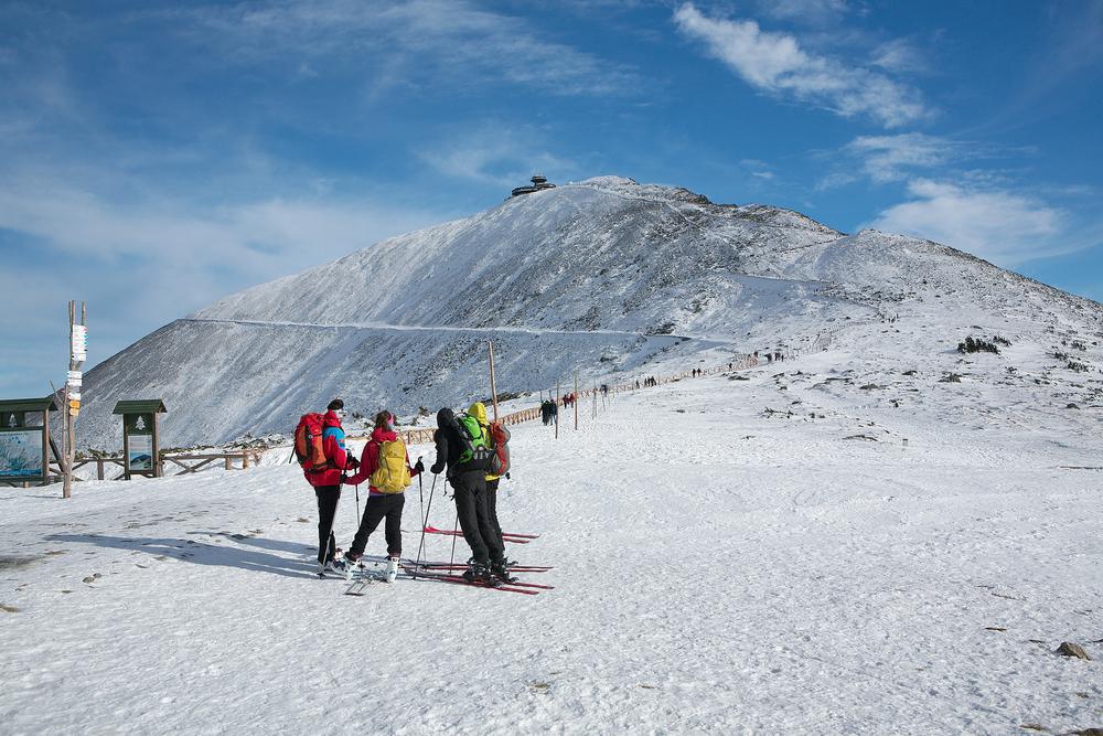 Karpacz, narty u stóp Śniezki