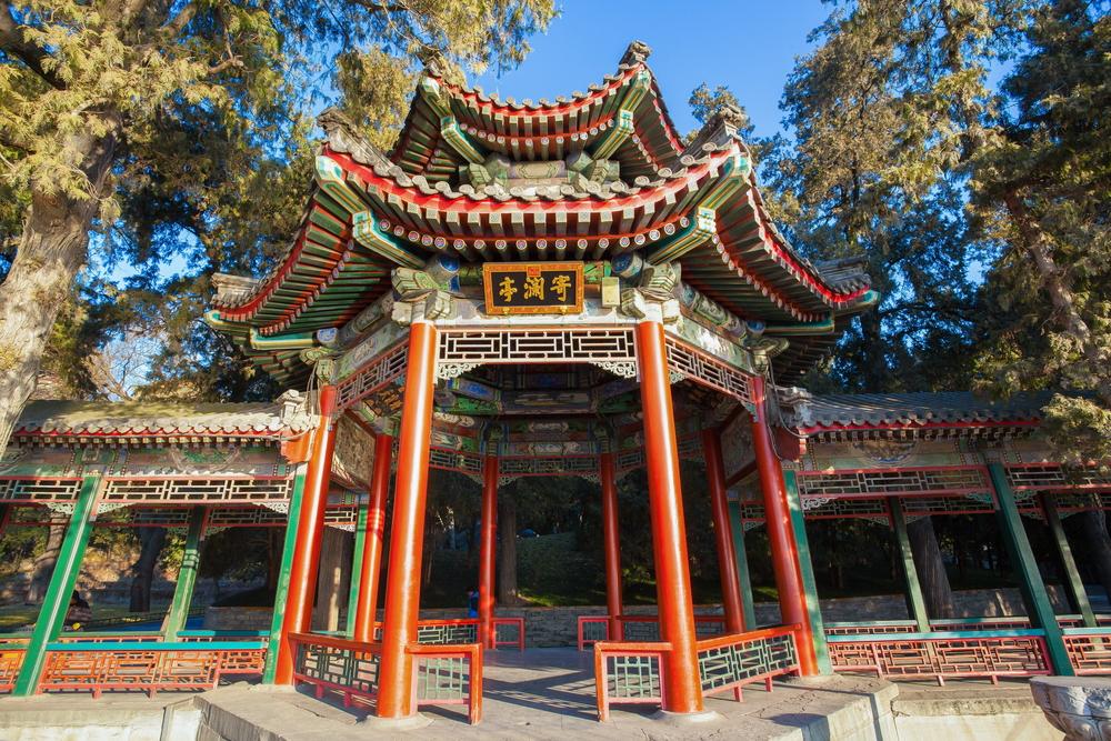 Pałac Letni jest jedną z większych atrakcji Pekinu
